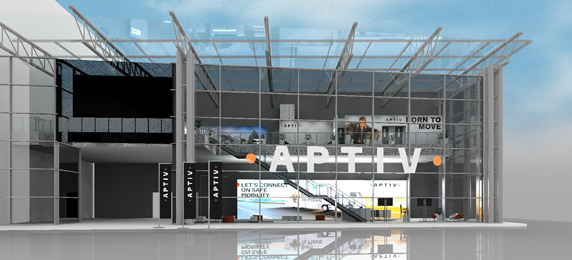 Aptiv at IAA 2018